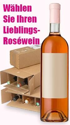 Roséwein-Pakete