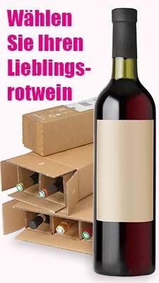 Rotwein-Pakete